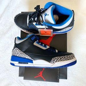 Jordan 3 Sport Blues